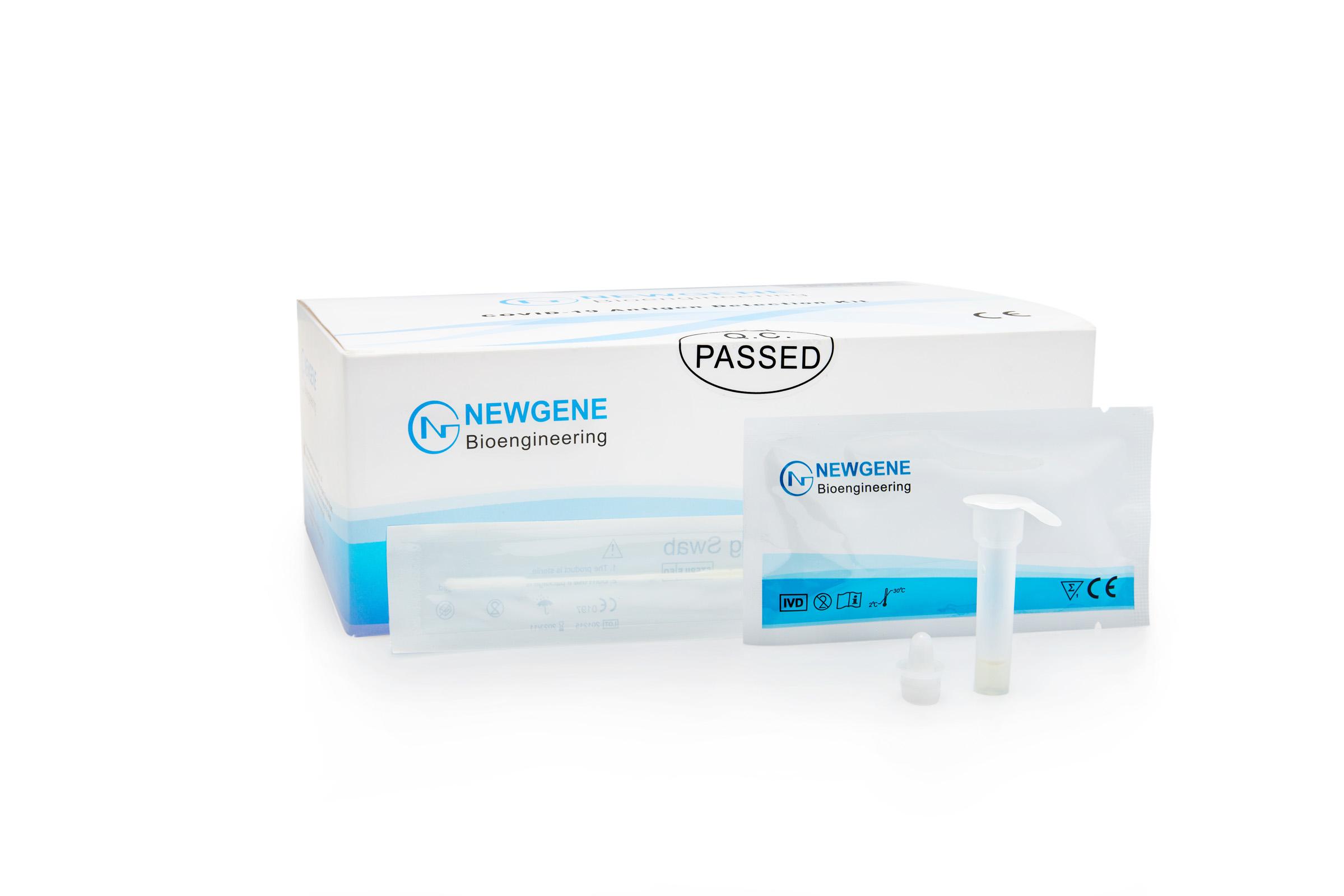 New Gene Antigen Schnelltest 4 in 1 - 25 Stück